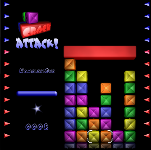 Tetris Crack Attack