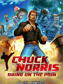 Chuck Norris - Bring On The Pain SE 240x320